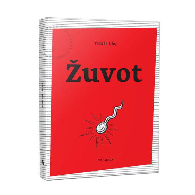 Tomáš Ulej: Žuvot (Literárny klub 2014)