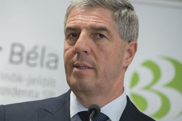 Béla Bugár - kandidát na prezidenta SR vo voľbách 2019
