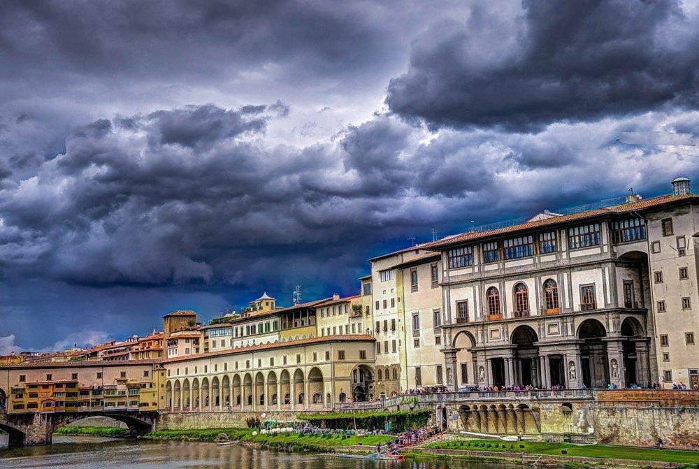Taliansko, Florencia.