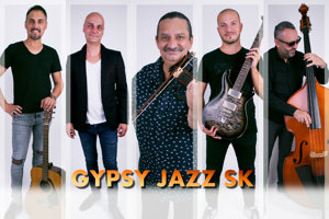 Gypsy Jazz SK.