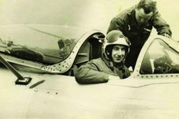 Ján Patrik patril k prvým v bývalom Československu, ktorý prekonal rýchlosť zvuku. Poznal aj Gagarina.