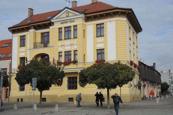 Nové Mesto nad Váhom.