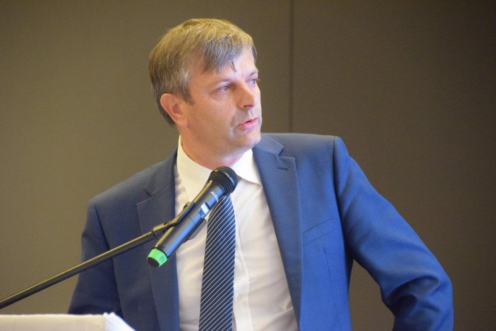 Igor Janckulík, podpredseda Žilinského samosprávneho kraja.