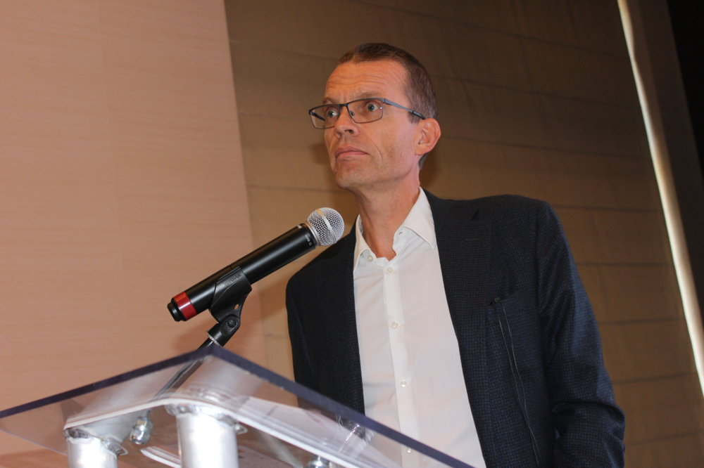 Kristian Duus – expert na cestnú dopravu JASPERS, Rakúsko