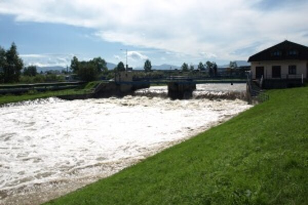 Vodné toky v Turci sú zatiaľ pokojné.