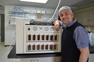 Pavol Čekan stál pri zrode testov na Covid-19.