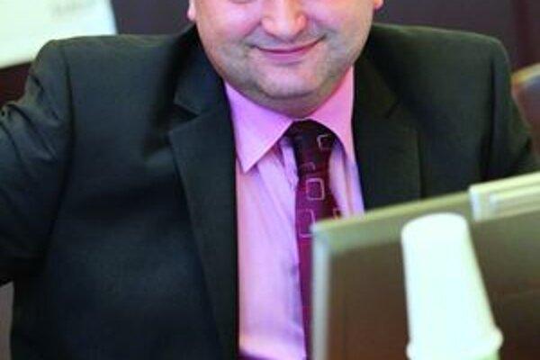 Imrich Žigo, okresný predseda SDKÚ - DS v Martine