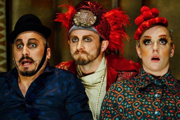 Včera sa začal medzinárodný festival Divadelná Nitra
