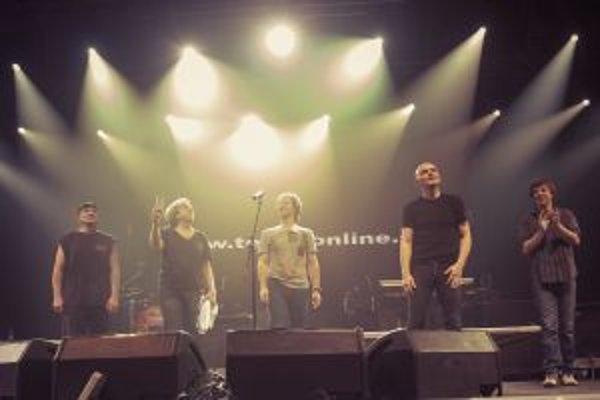 Posledný koncert skupiny TEAM sa uskutočnil v Martine.