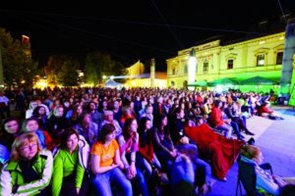 Diváci sú najväčšou devízou martinského festivalu.