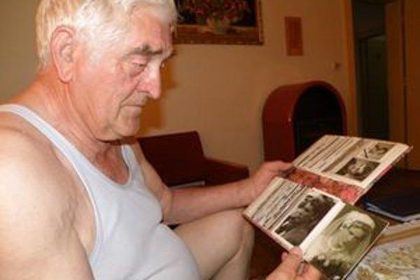 JOzef Uhliarik na svoju lásku z mladosti nezabudol, manželka ale na äu nežiarlila.
