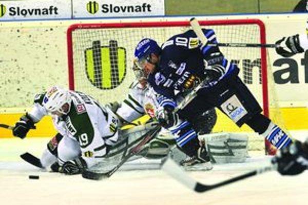 Martinčania prehrávaju so Skalicou po dvoch štvrťfinálových zápasoch 2:0.