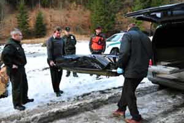 Lavína zabila dvoch turistov z Čiech.