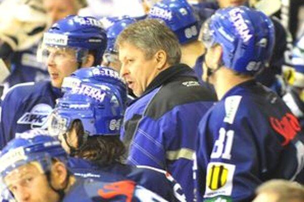 Martinskí hokejisti tvoria výbornú partiu. Zásluhu na tom má aj tréner Dušan Gregor.