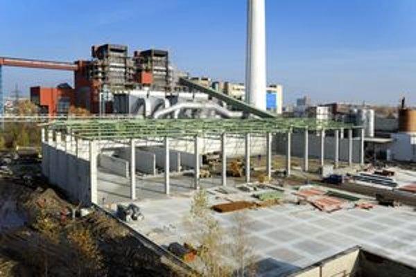 V Martinskej teplárenskej spúšťajú do prevádzky fluidný kotol na spaľovanie biomasy.