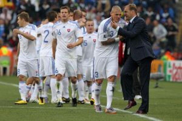 Biela slovenská radosť