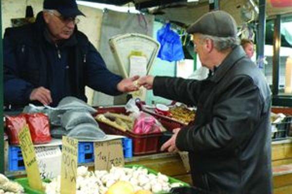 Doposiaľ slovenskú úrodu dopĺňa na trhu dovážaná, najmä z Maďarska.