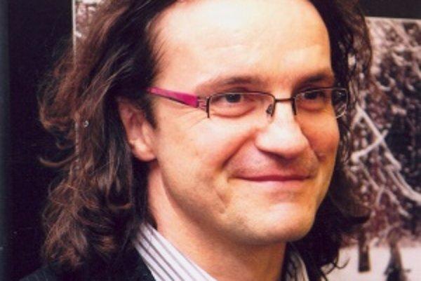 Michal Sygút, kandidát na primátora mesta Turčianske Teplice.