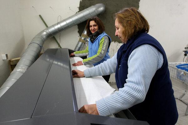 Multifunkčné centrum Horehronie ponúka prácu dlhodobo nezamestnaným aťažko zamestnateľným ľuďom bez rozdielu farby pleti.