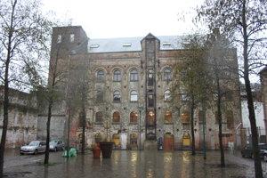 Molenbeek bol v minulosti priemyselným centrom.