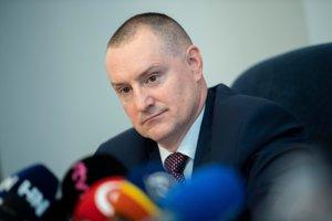 Námestník generálneho prokurátora Peter Šufliarsky.