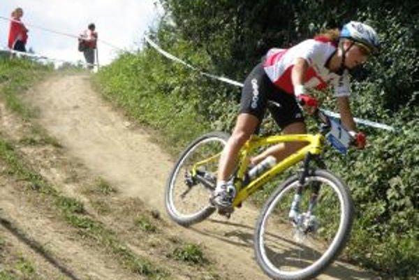 Víťazná Švajčiarka Neffová.