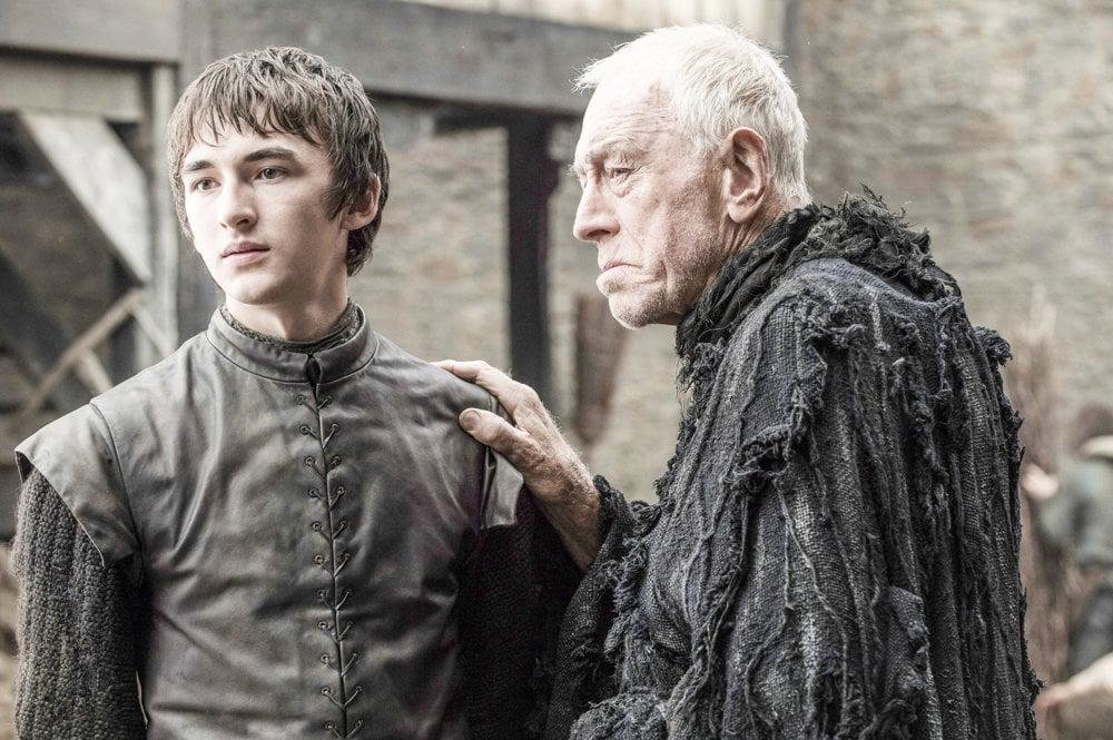 Issac Hempstead-Wright ako Bran Stark a Max von Sydow ako trojoký havran. Šiesta séria sa zameria na najmladších potomkov rodu Stark.