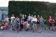 Nezisková organizácia Greencubator predstavila zámer projektu zdieľaných bicyklov ešte minulýrok.