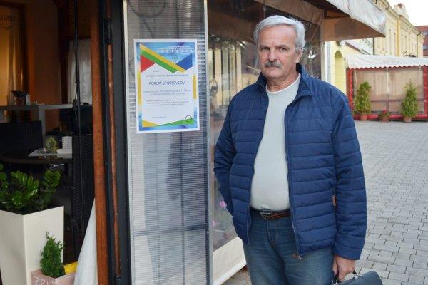 Juraj Králik. FOTO: PP