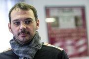 """Taliansky investigatívny novinár Paolo Borrometi (1983). Prokurátor talianskej Antimafie z Catanie na Sicílii o ňom povedal v roku 2014: """"Ak je v Taliansku nejaký novinár, ktorý riskuje život, tak je to Paolo Borrometi."""""""