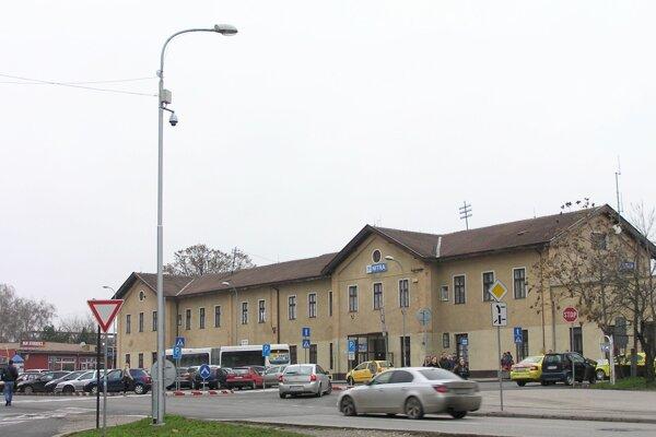 Naposledy pribudla kamera vlani v decembri pri železničnej stanici.
