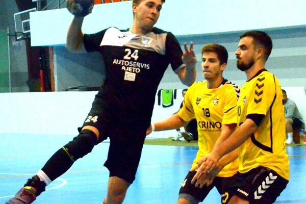 Martinčan Michal Macák strelil Cíferu päť gólov.