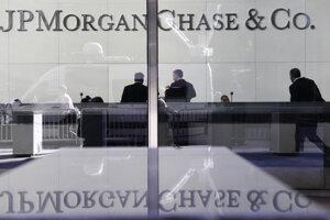 Centrála JPMorgan Chase.