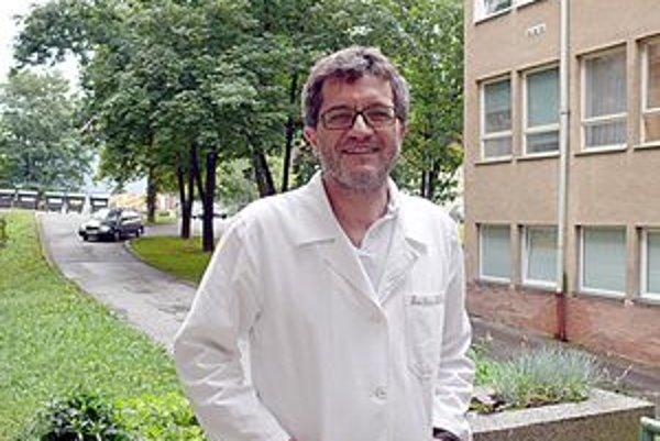 Primár Ladislav Korec.