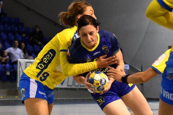 Patrícia Wollingerová strelila Dánkam päť gólov.