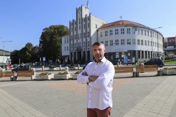 Jozef Pajer, kandidát na primátora Čadce.