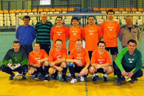 Starí páni Nitrianskych Hrnčiaroviec vyhrali z doterajších piatich ročníkov tri.