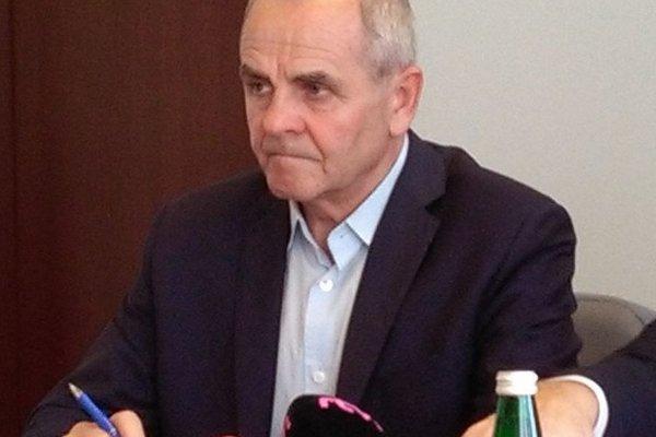 Ján Lunter, predseda Banskobystrického samosprávneho kraja.