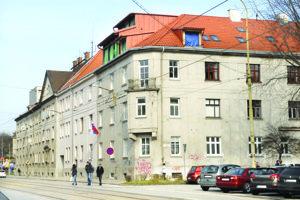 Prvorepubliková architektúra v Košiciach: Typická je napríklad pre ulice Jarná, Zimná či Letná.