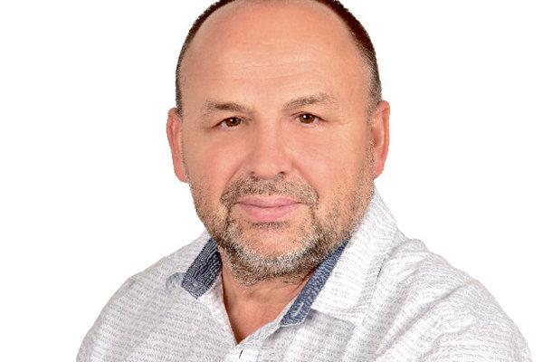 Tibor Hanuliak, kandidát na primátora mesta Žiliny.