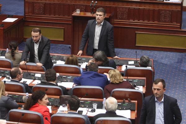 Macedónsky parlament podporil zmenu názvu krajiny