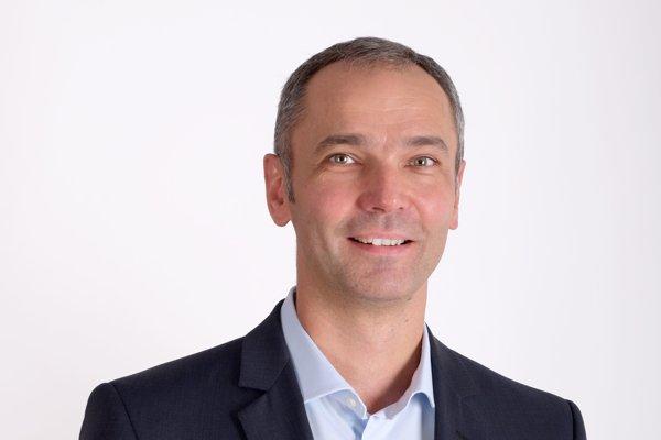 Branislav Jaďuď, kandidát na primátora Novej Bane.