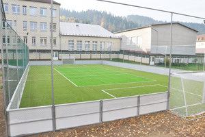 Nové ihrisko pri základnej škole Janka Matúšku.