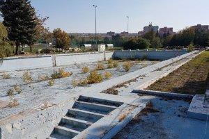 Plaváreň by mohla vyrásť na mieste bývalého kúpaliska.