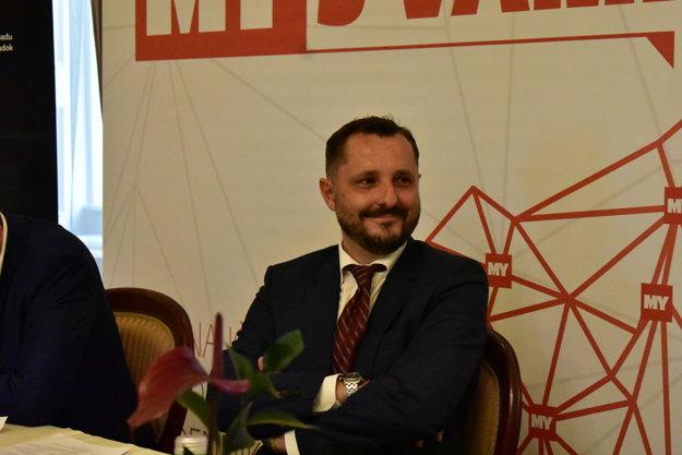 Róbert Bušfy, PhD., konateľ spoločnosti MEGAWASTE SLOVAKIA s.r.o.