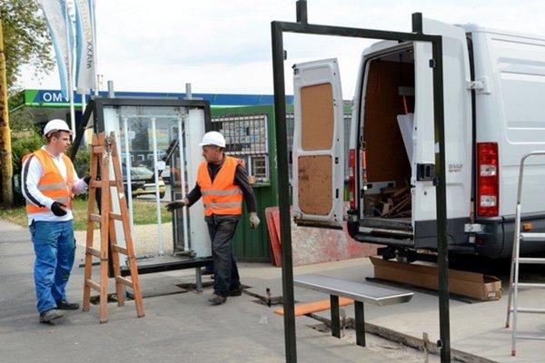 V Košiciach prejdú obnovou ďalšie autobusové zastávky.