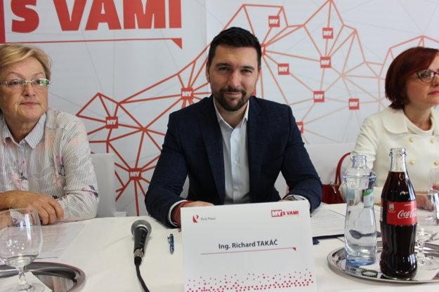 Richard Takáč, Ing., 36 r., riaditeľ, SMER - sociálna demokracia, Slovenská národná stana, Strana zelených
