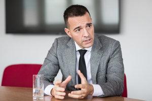 Bývalý minister vnútra a zdravotníctva Tomáš Drucker
