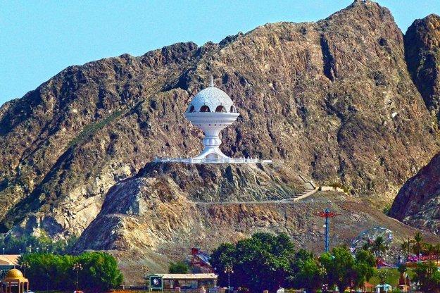 Kadidlové trasy sú významnou súčasťou histórie Ománu.