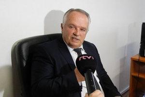 Bývalý sudca Okresného súdu v Poprade Miroslav Radačovský.